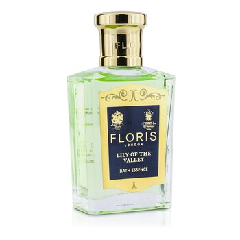 Floris Lily Of The Valley Bath Essence  50ml/1.7oz