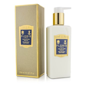 Floris Lily Of The Valley Enriched Body Moisturiser  250ml/8.5oz