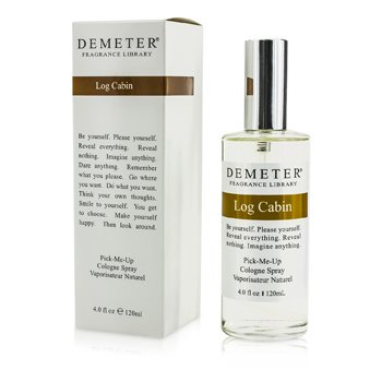 Demeter Log Cabin Cologne Spray  120ml/4oz