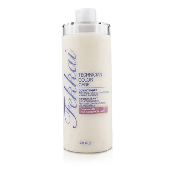 Frederic Fekkai Condicionador Technician Color Care (Anti-Opaco, Proteçnao da Cor e Brilho)  473ml/16oz