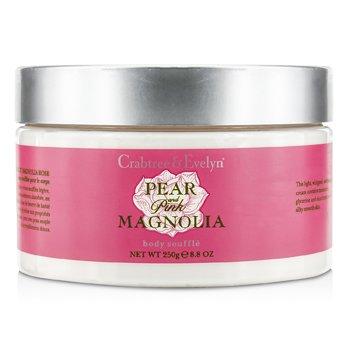 Crabtree & Evelyn Pear & Pink Magnolia Crema Corporal  250g/8.8oz