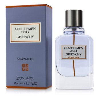 Givenchy Gentlemen Only Casual Chic Eau De Toilette Spray  50ml/1.7oz