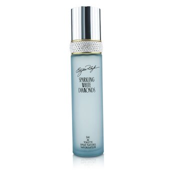 Elizabeth Taylor Sparking White Diamonds Eau De Toilette Spray  100ml/3.3oz