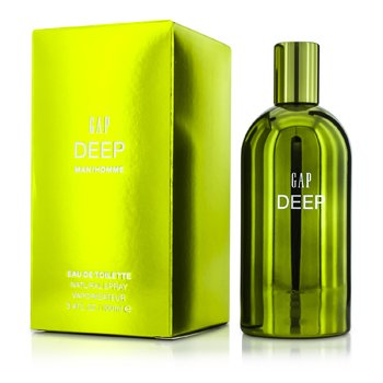 Gap Deep Eau De Toilette Spray  100ml/3.4oz