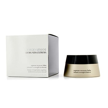 Giorgio Armani Crema Nera Extrema Supreme Recovery Balm Intensive Overnight Treatment  50ml/1.69oz
