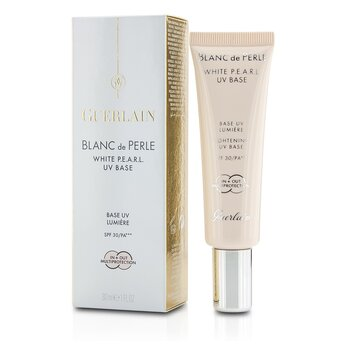 Guerlain Blanc De Perle White P.E.A.R.L. Lightening UV Base SPF30  30ml/1oz
