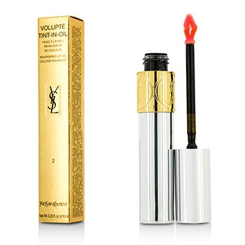 Yves Saint Laurent Volupte Tint In Oil - #02 Oh My Gold  6ml/0.2oz