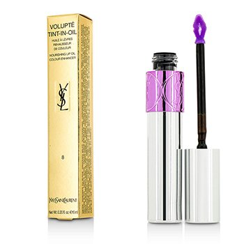 Yves Saint Laurent Volupte Tint In Aceite - #08 Pink About Me  6ml/0.2oz
