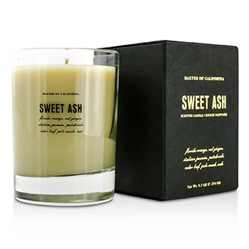 Baxter Of California Scented Candles - Sweet Ash  274g/9.7oz