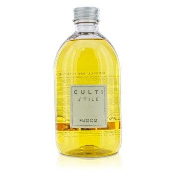 Culti Stile Room Diffuser Refill - Fuoco  500ml/16.6oz