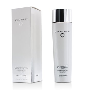 Estee Lauder Crescent White Full Cycle Loción Tratamiento Humectante Iluminante  200ml/6.7oz