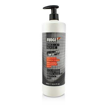 Fudge Make-A-Mends Shampoo - Sulfate Free  (Untuk Rambut Kering dan Rusak)  1000ml/33.8oz