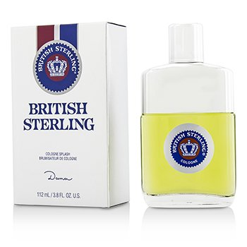 Dana British Sterling Cologne Splash  112ml/3.8oz