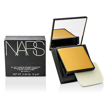 NARS All Day Luminous Powder Foundation SPF25 - Punjab (Medium 1 srednja sa zlatnim breskva podtonovima)  12g/0.42oz