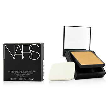 NARS All Day Luminous Powder Foundation SPF25 - Santa Fe (Medium 2 srednja sa breskva podtonovima)  12g/0.42oz