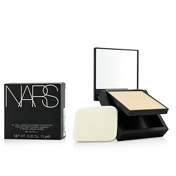 NARS All Day Luminous Powder Foundation SPF25 - Siberia (Light 1 svijetla sa neutralnim balansom ružičastih i žutih podtonova)  12g/0.42oz