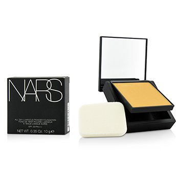 NARS All Day Luminous Powder Foundation SPF25 - Stromboli (Medium 3 srednja s maslinastim podtonovima)  12g/0.42oz