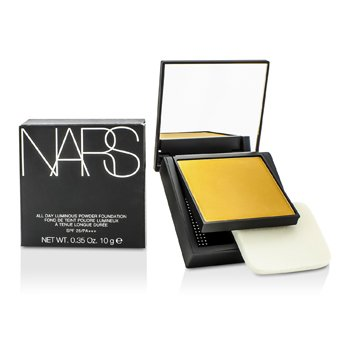 NARS All Day Base en Polvo Luminosa Con SPF25 - Tahoe (Med/Dark 2 Medio oscura con tonos caramelo)  12g/0.42oz