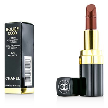 Chanel Rouge Coco Color Labios Ultra Hidratante - # 406 Antoinette  3.5g/0.12oz