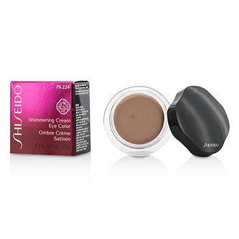 Shiseido Shimmering Cream Eye Color - # PK224 Mousseline  6g/0.21oz