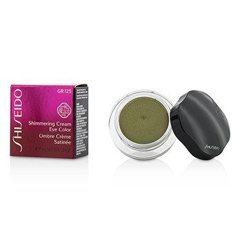 Shiseido Crema Color de Ojos Brillante- # GR125 Naiad  6g/0.21oz