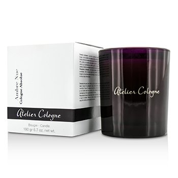 Atelier Cologne Świeca zapachowa Bougie Candle - Ambre Nue  190g/6.7oz