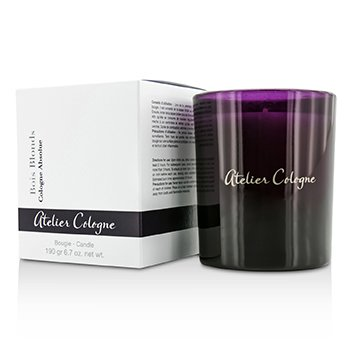 Atelier Cologne Bougie Candle - Bois Blonds  190g/6.7oz