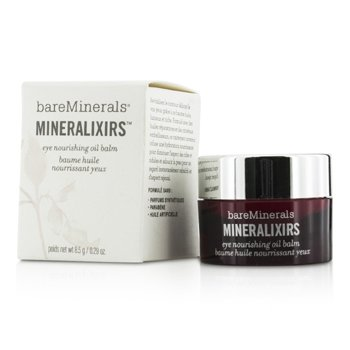 BareMinerals Bare Minerals Mineralixirs Eye Nourishing Oil Balm  8.5g/0.29oz