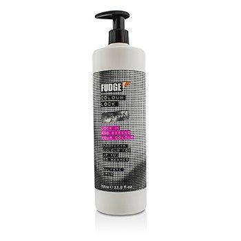 Fudge Colour Lock Shampoo - Sulfate Free (Untuk Rambut Segar Tahan Lama & Warna Cerah)  1000ml/33.8oz