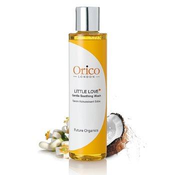 Orico London Łagodzący żel do mycia ciała Little Love Gentle Soothing Wash  200ml/6.76oz