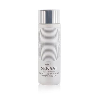 Kanebo Sensai Silky Purifying Gentle Make-up Remover For Eye & Lip  100ml/3.4oz