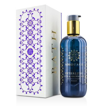 Amouage Interlude Gel de Baño y Ducha  300ml/10oz