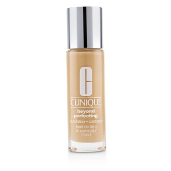 Clinique Beyond Perfecting Foundation & Concealer - # 07 Cream Chamois (VF-G)  30ml/1oz