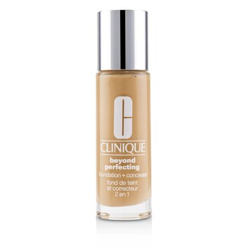 Clinique Beyond Perfecting Foundation & Concealer - # 09 Neutral (MF-N)  30ml/1oz