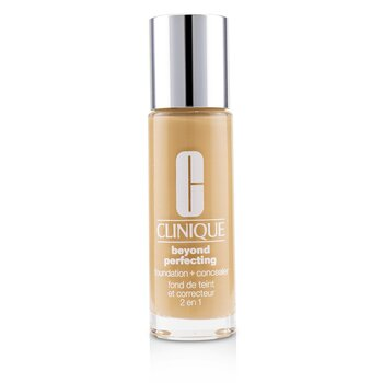 Clinique Beyond Perfecting Foundation & Concealer - # 11 Honey (MF-G)  30ml/1oz