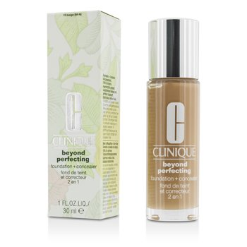 Clinique Beyond Perfecting Foundation + Concealer Shade - #15 Beige  30ml/1oz