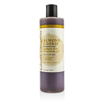 Carol's Daughter Almond Cookie Gel Limpiador Libre de  Sulfatos  355ml/12oz