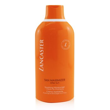 Lancaster Tan Maximizer Soothing Moisturizer Repairing After Sun  400ml/13.5oz