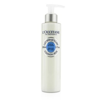 L'Occitane Shea Cleansing Milk  200ml/6.7oz