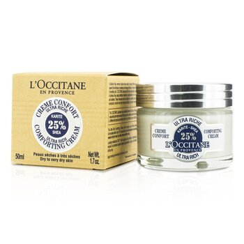 L'Occitane Shea Ultra Rich Comforting Cream - Dry to Very Dry Skin  50ml/1.7oz