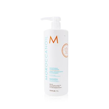 Moroccanoil Smoothing Conditioner (For Unruly and Frizzy Hair)  1000ml/33.8oz