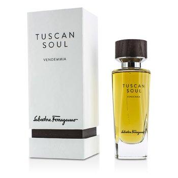 Salvatore Ferragamo Tuscan Soul Vendemmia Eau De Toilette Spray  75ml/2.5oz