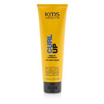 KMS California Odżywka do włosów kręconych bez spłukiwania Curl Up Leave-In Conditioner  125ml/4.2oz