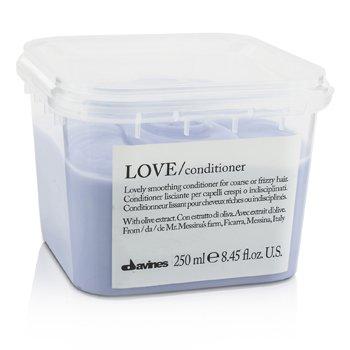 Davines คอนดิชั่นเนอร์ Love Lovely Smoothing Conditioner (สำหรับผมเสียหรือผมชี้ฟู)  250ml/8.45oz