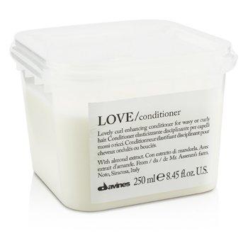 Davines คอนดิชั่นเนอร์ Love Lovely Curl Enchancing Conditioner (สำหรับผมหยิกหรือผมเป็นลอนคลื่น)  250ml/8.45oz