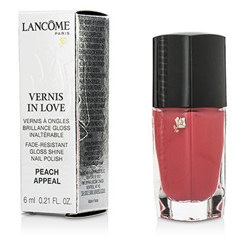 Lancome Vernis In Love Color Uñas - # 362B Peach Appeal  6ml/0.21oz