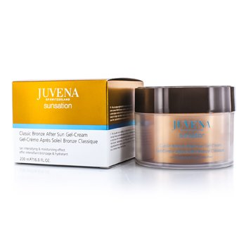 Juvena Sunsation Classic Bronze Crema Gel Pos Solar  200ml/6.8oz