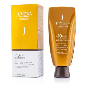 Juvena Sunsation Classic Bronze Loción Anti Edad SPF 10  150ml/5oz
