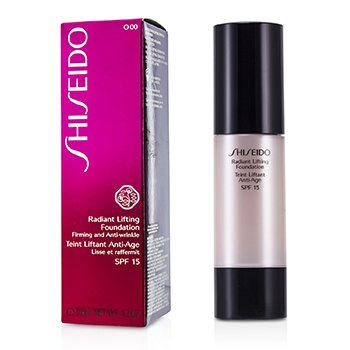 Shiseido Radiant Lifting Foundation SPF 15 - # O00 Very Light Ochre  30ml/1.2oz