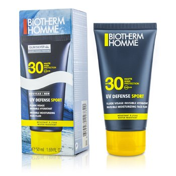 Biotherm UV Defense Sport Invisible Moisturizing Face Fluid SPF30  50ml/1.7oz